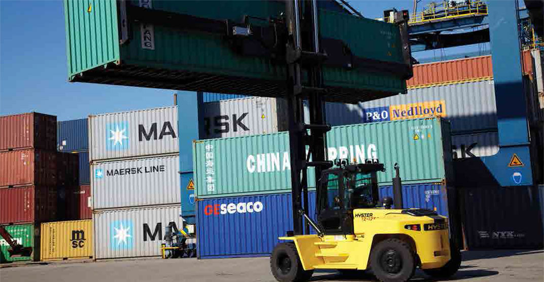 Freight Forwarding Shipping Service